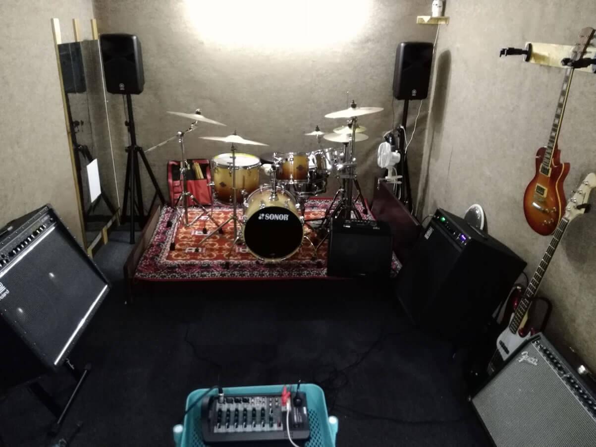 Rehearsal Room 那覇劇場